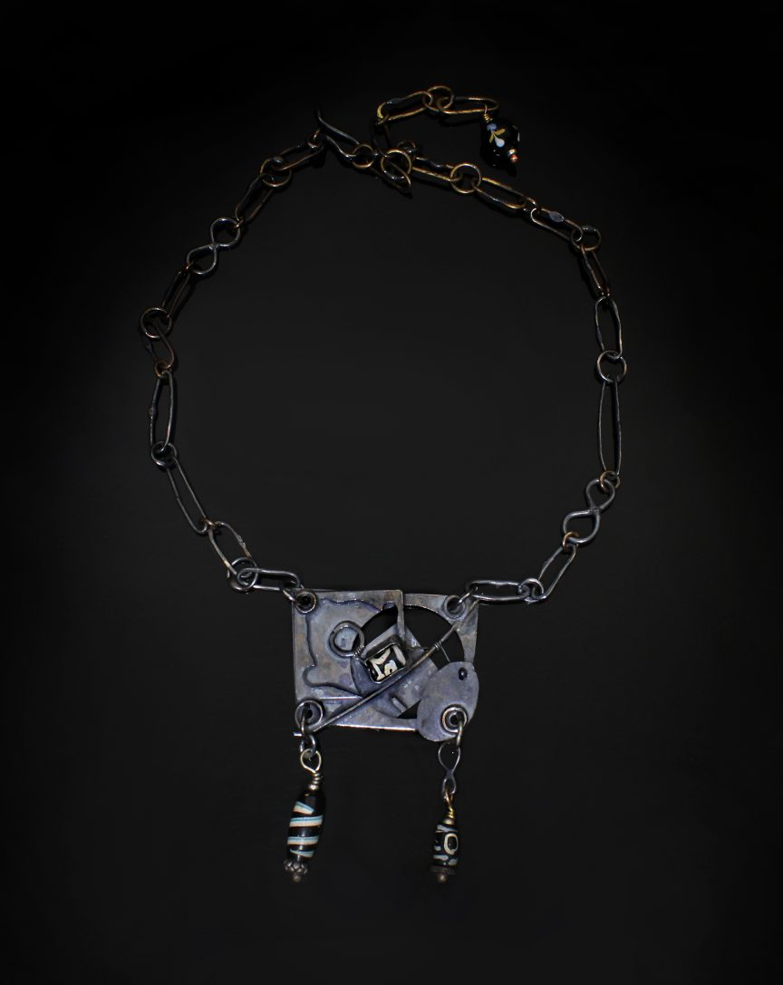 Hand-crafted chain